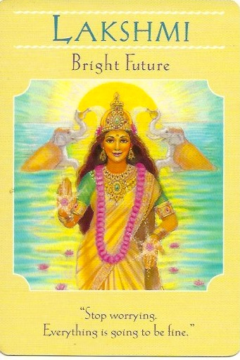 Goddess Guidance Oracle Cards by Doreen Virtue, Ph.D.